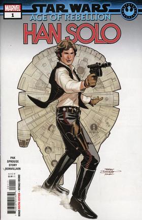 星球大战 Star Wars Aor Han Solo