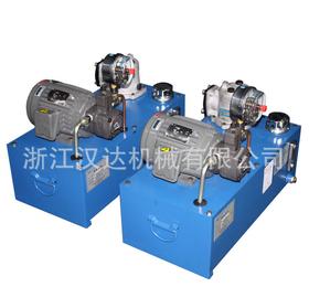 低价促销 0.75KW液压系统 卧式液压泵站