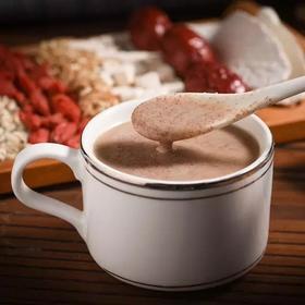 红豆薏米粉 薏仁粉 薏米红豆粉 祛湿五谷杂粮粉 营养早餐代餐食品 冲饮谷物 500g