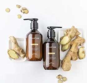 FicceCode澳洲小棕瓶生姜洗发水/发膜