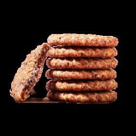 预售21号发货!!!HONlife好麦多 奇亚籽燕麦紫薯饼干 营养零食 美味简餐 一解小饿