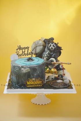 魔兽世界 奶油蛋糕