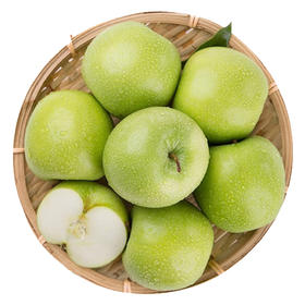 买5斤送1斤【盐源青苹果6斤】| 农家果园种植,酸甜可口