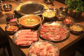 138元抢正宗韩式烤肉超值双人餐!牛五花、牛舌、猪五花...在这里感受正宗韩国味道!