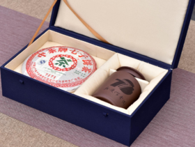 建国七十周年茶与紫砂文化收藏套装