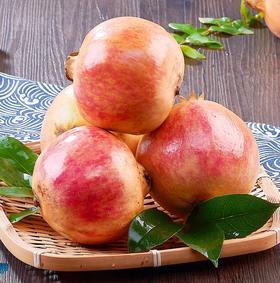 当季蒙自石榴新鲜软籽甜石榴5斤孕妇水果