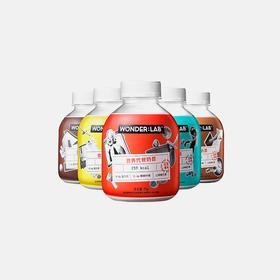 伯爵奶茶味|【6瓶组合装】WonderLab 嚼嚼代餐奶昔 | 1瓶1餐 | 300卡超低热量 | 6瓶进阶装