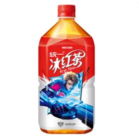 【零食饮料】统一冰红茶(1L)