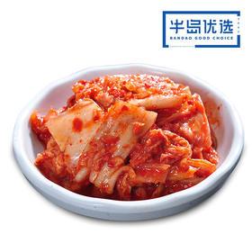 优选新品 | 韩国泡菜(辣白菜)正宗韩式/纯手工生产/健康无添加 500克/袋*3袋装 包邮