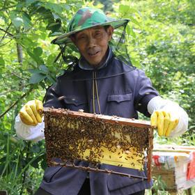 【助农江西野山百花蜜】原生态的天然蜂蜜,没有经过任何加工和添加