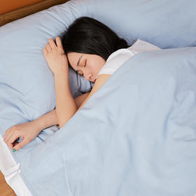 【有它,旅行都可以裸睡啦】大朴水洗棉 国家A类婴幼儿级标准旅行睡袋床单