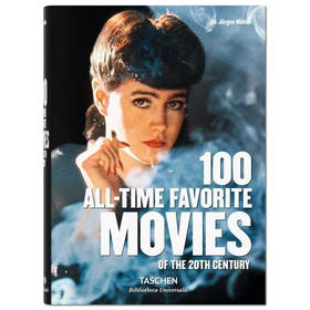 【德国TASCHEN】100 All-Time Favorite Movies of the 20th Century,100部20世纪受欢迎电影
