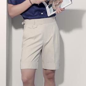 游艇风格类定制廓尔格优化款短裤