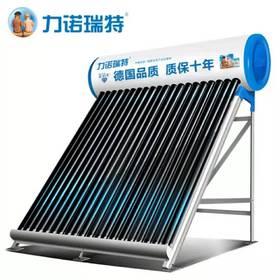 力诺瑞特 金钻Ⅱ太阳能热水器家用 纳米活水呵护肌肤 质保十年更放心 光电双能一级能效 标配智能仪表(送货安装)