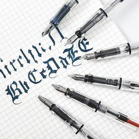 钢笔学生专用可吸墨钢笔小学生练字书法钢笔办公用笔