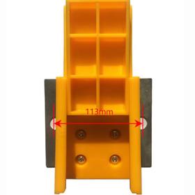电梯扁电缆夹线缆夹电梯配件井道电缆夹/扁平 大电缆夹可移动
