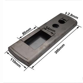 电梯/外呼盒/召唤盒/单控召唤盒/外呼面板外呼 外罩盒不含液晶屏