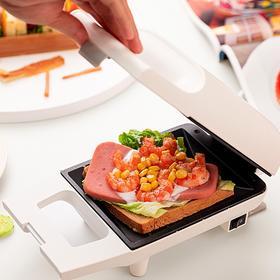 Pinlo 迷你三明治机 多功能煎烤 迷你小锅 烤面包机