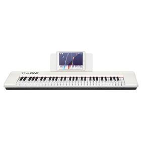 【TheONE&德优才计划】TheONE智能电子琴AIR新品 | 61键电子琴初学者 蓝牙多功能电子琴