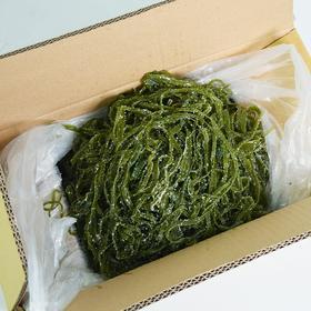 新货盐渍海带丝5斤海带丝新鲜嫩海带丝非干货整箱海带泡发即食