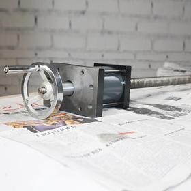 液压厂家直销带锯床配件 80*32*40带锯床油缸 活塞杆空心拉杆油缸