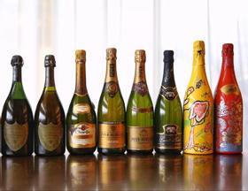 【上海】老年份顶级香槟品鉴会,铅华洗尽展现风土之美