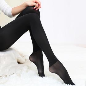 【积分换购】润微裤袜女秋冬季显瘦薄款弹力防臭裸肌光腿神器打底连腿袜 绵绵冷菱