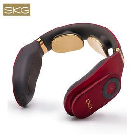 SKG 颈椎按摩器 颈椎治疗仪经络电脉冲针灸护颈仪 4098 尊贵款