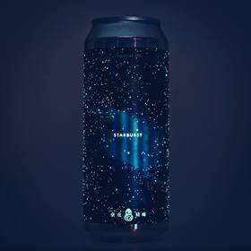 台虎 TaiHu 星际争爆帝国IPA  夜光酒标 浮点设计 凹凸手感 精酿啤酒 500ml