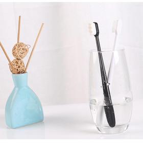 日本超细柔软万毛护龈牙刷 孕妇月子儿童成人牙刷  清理牙垢和牙渍 软毛不伤牙