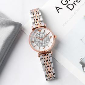 【5日内发货】阿玛尼满天星手表   潮流时尚星空手表腕表,高贵优雅时尚之选