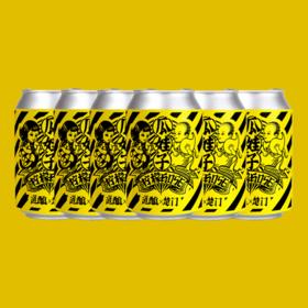 道酿 瓜娃子 柠檬Gose  330ml/6听套装