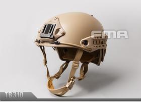 【两片式防护】AirFrame战术头盔系列