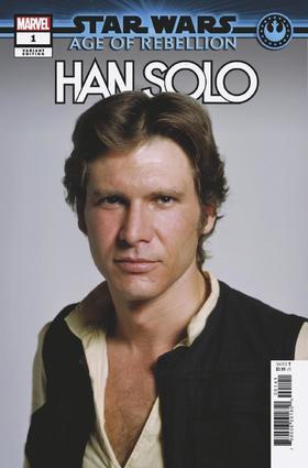变体 星球大战 Star Wars Aor Han Solo