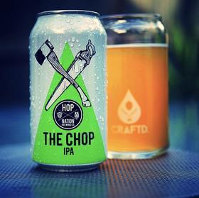 4月产 澳大利亚 酒花民族 收割机 The Chop 美式IPA  375ml 3听套装