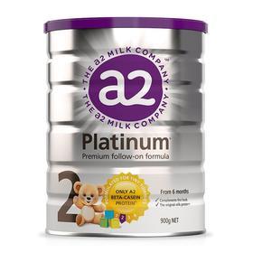 澳洲a2奶粉白金版2段(6-12个月)900g