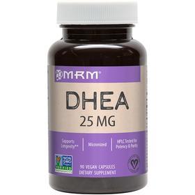 MRM DHEA,25 毫克,90 粒素食胶囊