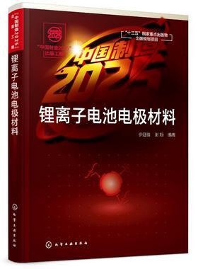 """""""中国制造2025""""出版工程--锂离子电池电极材料"""