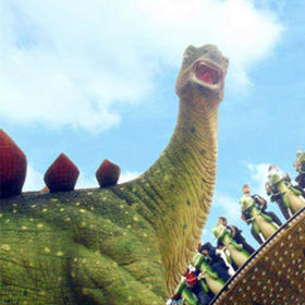 【常州•新北区】恐龙主题度假酒店  2天1夜自由行套餐