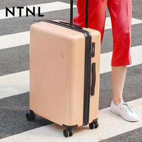 2019新款 森林系列NTNL行李箱ins网红密码旅行箱20寸小型拉杆箱万向轮轻便皮箱男