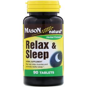 Mason Natural 放松安眠,90片