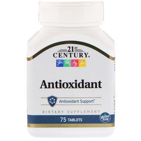 21st Century 抗氧化剂,75 片