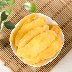 芒果干 蜜饯果干芒果片休闲零食办公室小吃 4罐装 250g/罐    预售