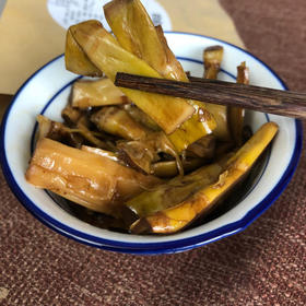 临安美食卤笋尖 开袋即食特色小吃零食卤味熟食素菜   预售
