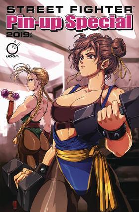街头霸王 Street Fighter 2019 Pinup Special