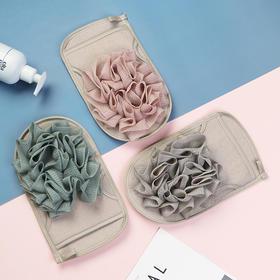 搓澡巾洗澡巾搓澡手套家用双面洗浴用品成人浴花强力搓灰搓泥