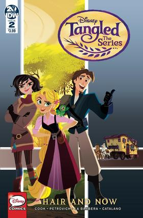 长发公主 Tangled The Series Corona Capers