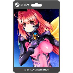 Steam正版游戏 Muv-Luv Alternative 游戏礼物兑换卡