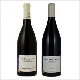 【预售】赛玛年酒庄红葡萄酒双支套装