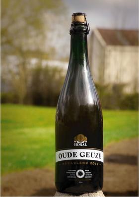 Oud Beersel Megablend 2019 老贝塞超级混酿 2019